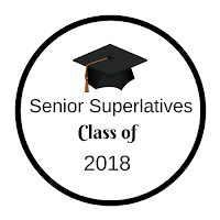 Senior Superlative Winners 2018