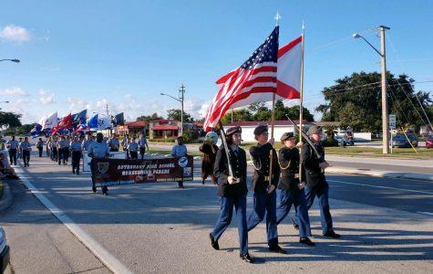 Operation: Homecoming Parade