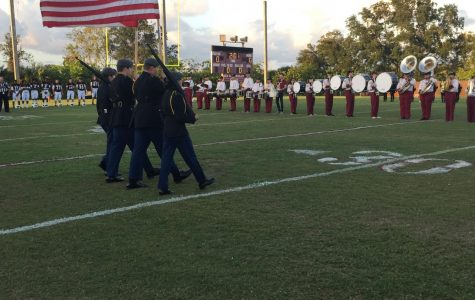 Operation: Color Guard Homecoming Game