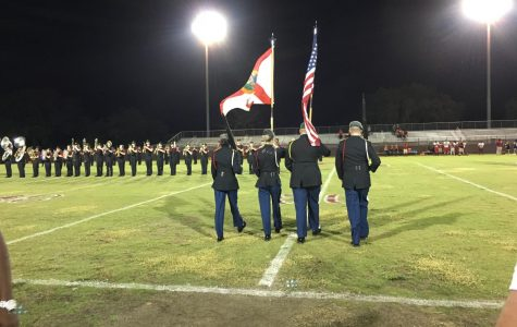 Operation: Color Guard Football Game