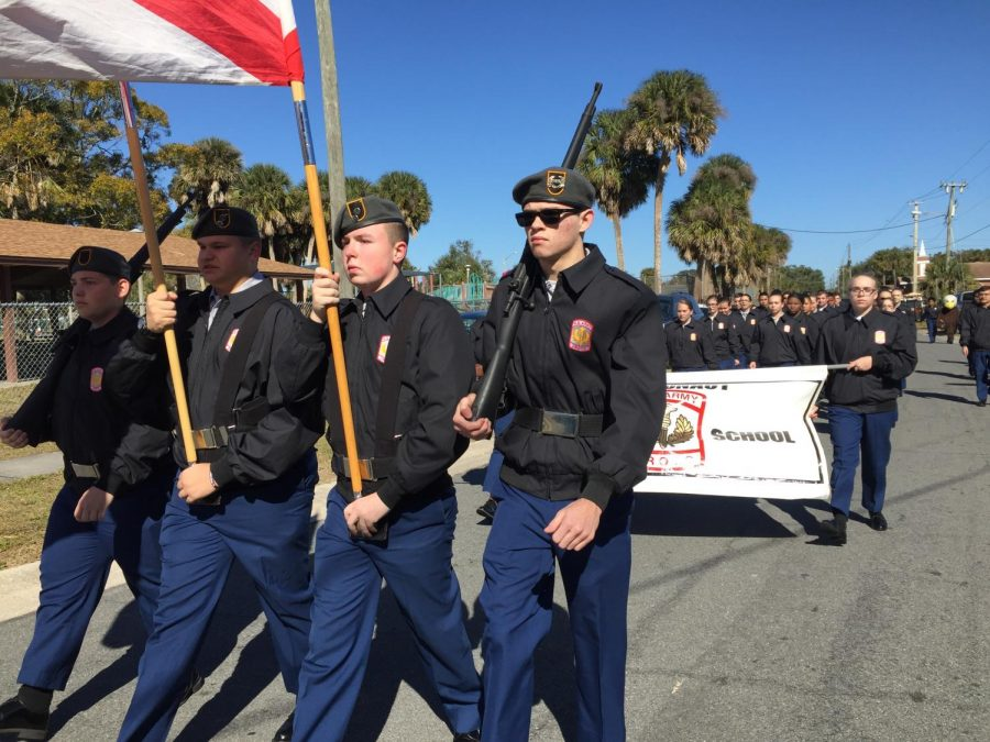 Operation: Dr. Martin Luther King JR. Parade