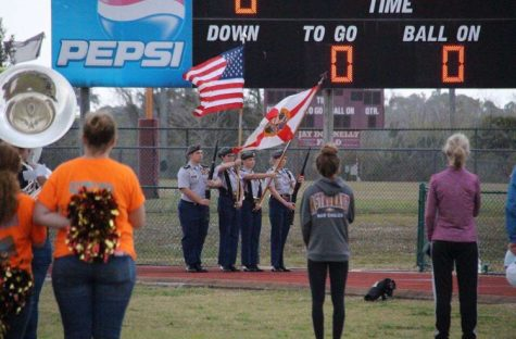 Love on the Run Color Guard
