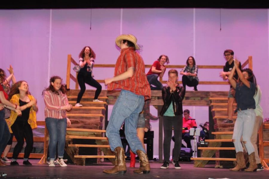 Cutting It Loose… Footloose!
